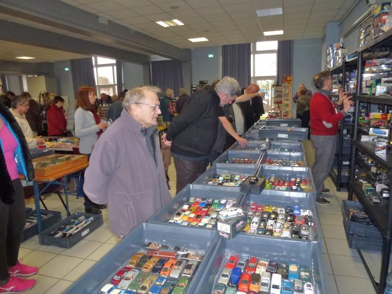 19 février 2017 - Bourse d'échange véhicules miniatures