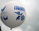 Le ballon de la Liberté
