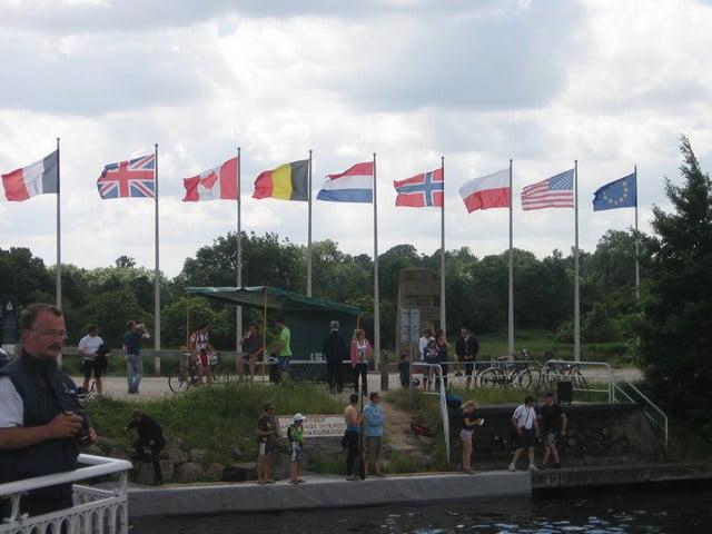 Trans-paddle du 17 juin 2012