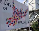 Création des élèves de Bénouville