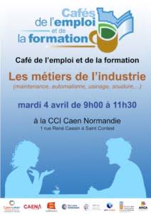 CFE Industrie- Affiche grand public